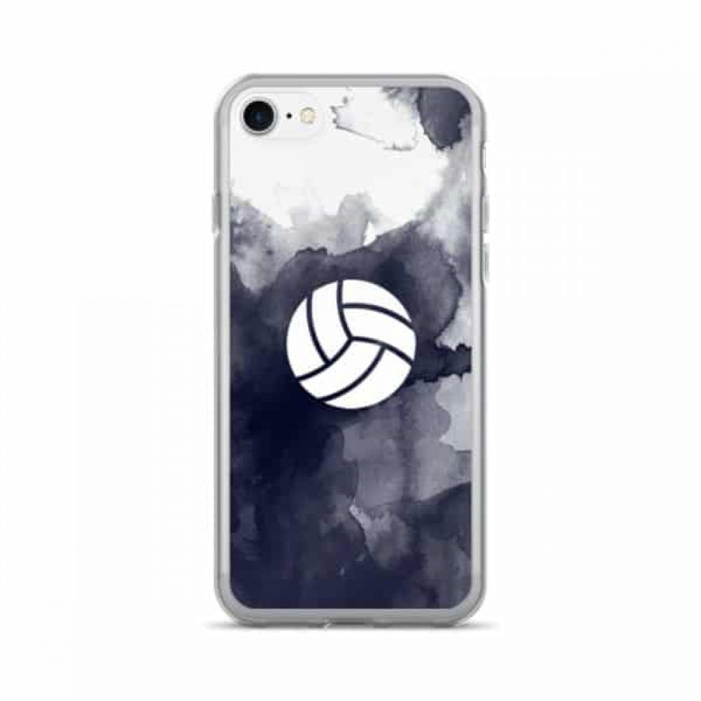 Volleyball Grey Case Iphone 5 6 Volleyball Phone Cases Case Volleyball Gifts