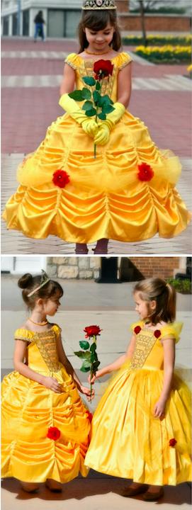 Kleid für Kinder \