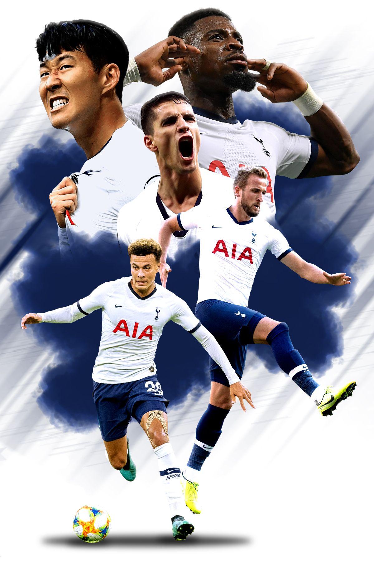 Tottenham Hotspur Poster In 2020 Tottenham Hotspur Tottenham Hotspur Wallpaper Tottenham Hotspur Players