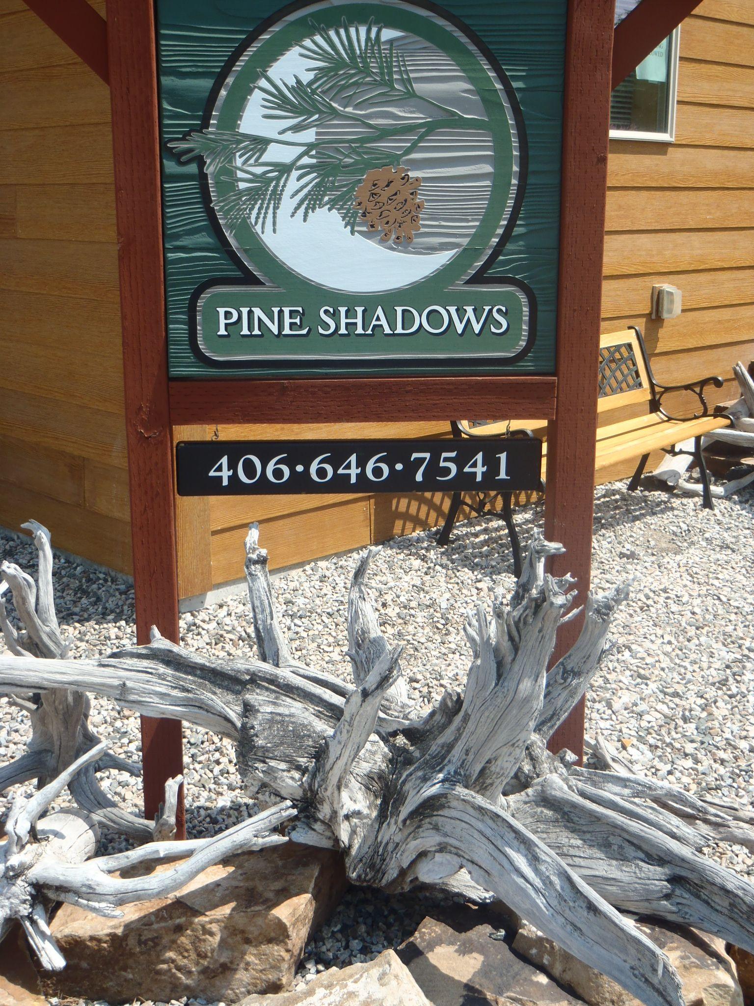 Pine Shadows Condos Motel West Yellowstone Mt