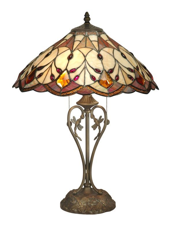 Dale Tiffany Tt70699 Tiffany Table Lamps Stained Glass Floor Lamp Table Lamp