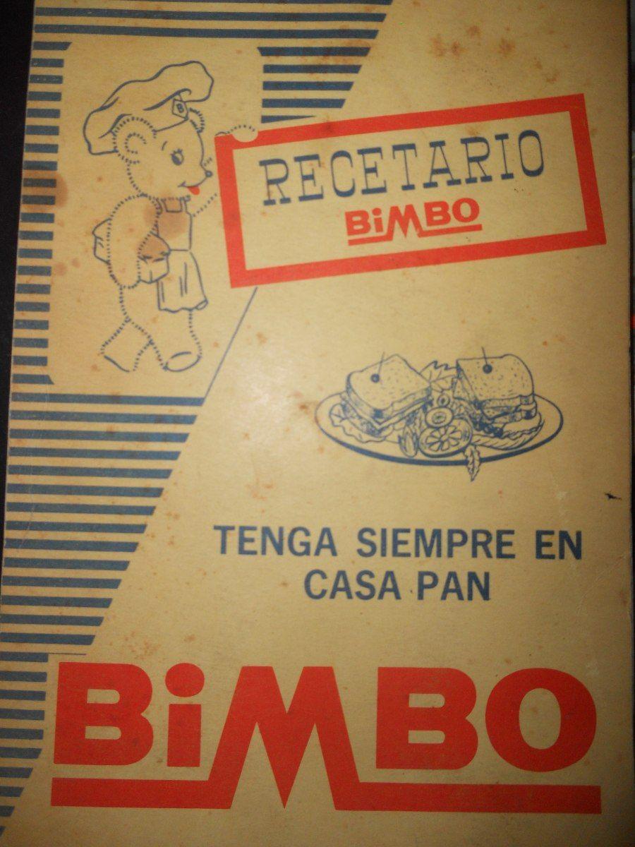 Recetario bimbo 1995 pdf