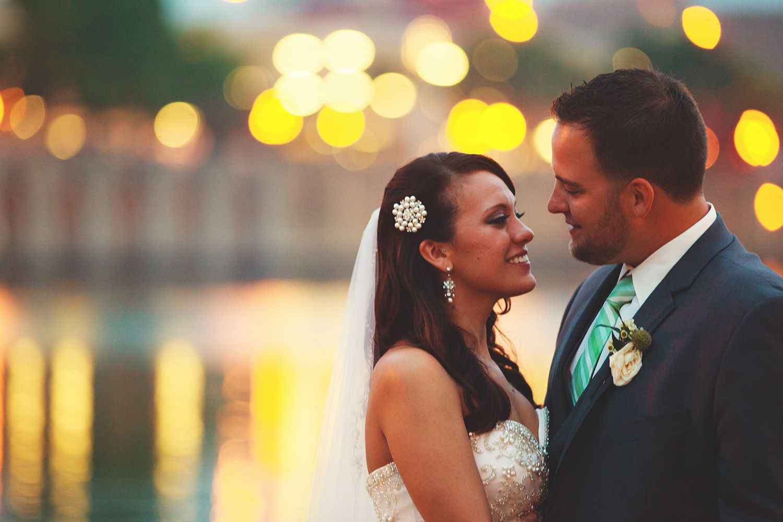 Wedding dresses lakeland fl  Alexis u Kris Photography  jasonmizephotography Wedding