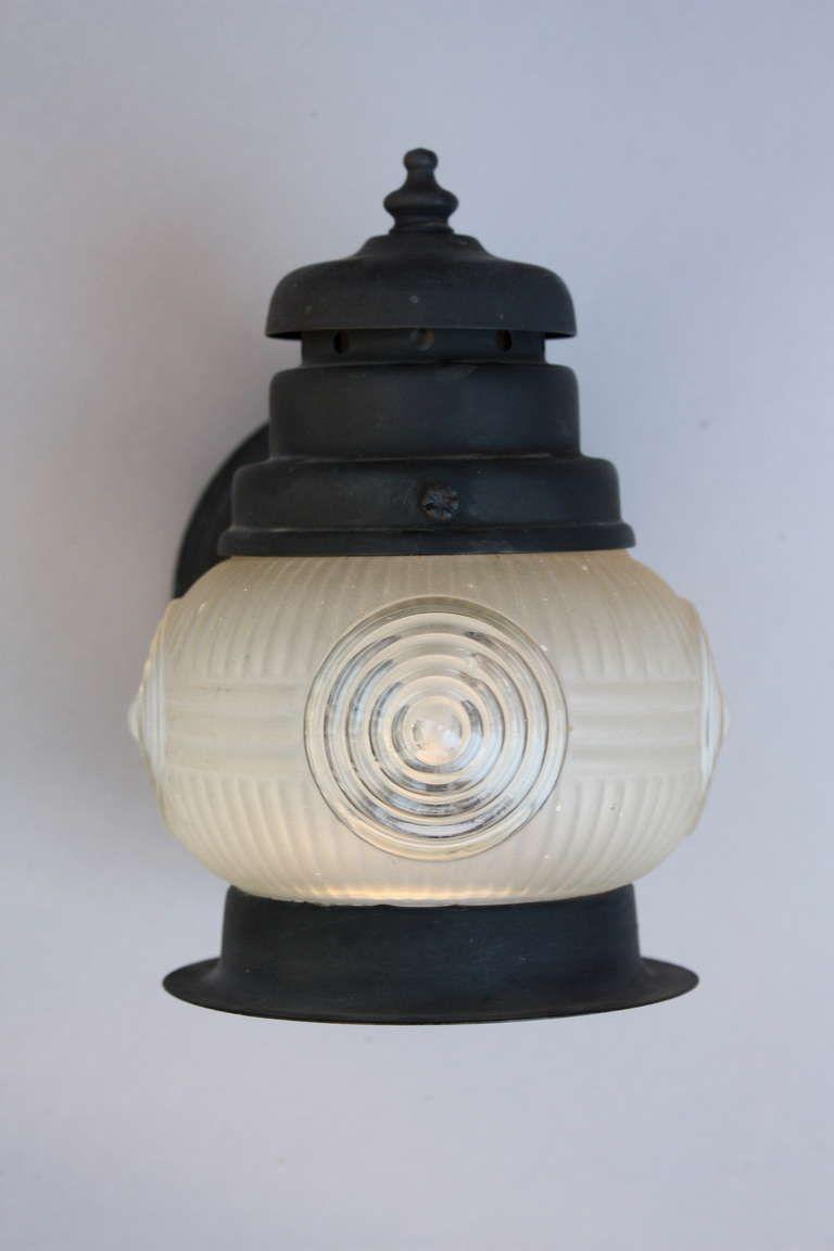 1930s Exterior Cottage Style Light Fixture 1stdibs Com Vintage