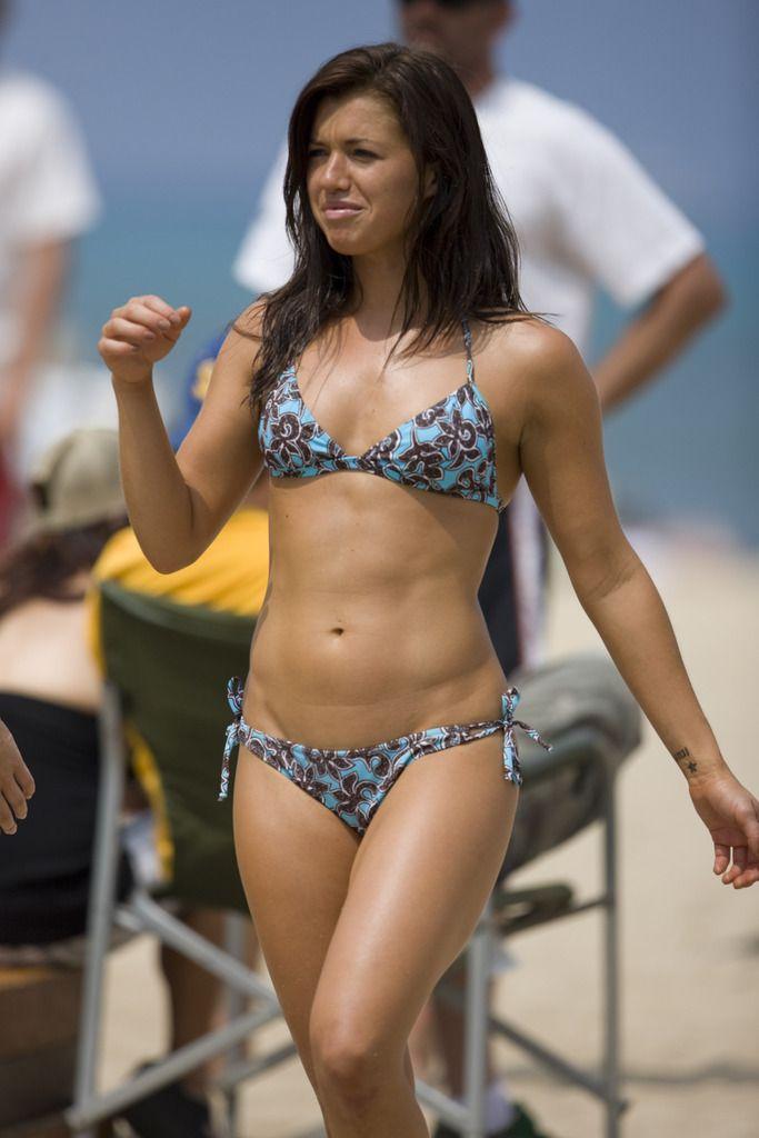 Parvati shallow bikini photo