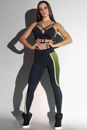6f66855a59fae Legging Glow Sunbeam Hipkini 3335737 Fit You Fashion Fitness | ropa ...