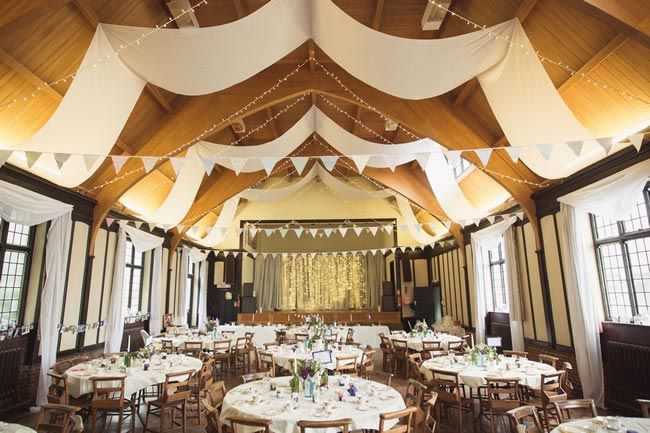 17 Ways To Save Money On Your Wedding Reception Village Hall