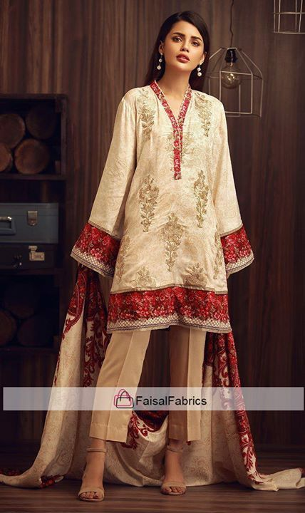 a14c133300 Orient Linen Embroidered Otl Winter 2017 Whatsapp: 00923452355358 Website:  www.
