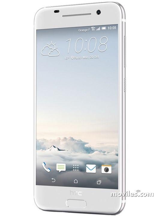 HTC One A9 Compara ahora:  características completas y 8 fotografías. En España el One A9 de HTC está disponible con 1 operadores: Vodafone