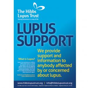Lupus Poster - The Hibbs Lupus Trust