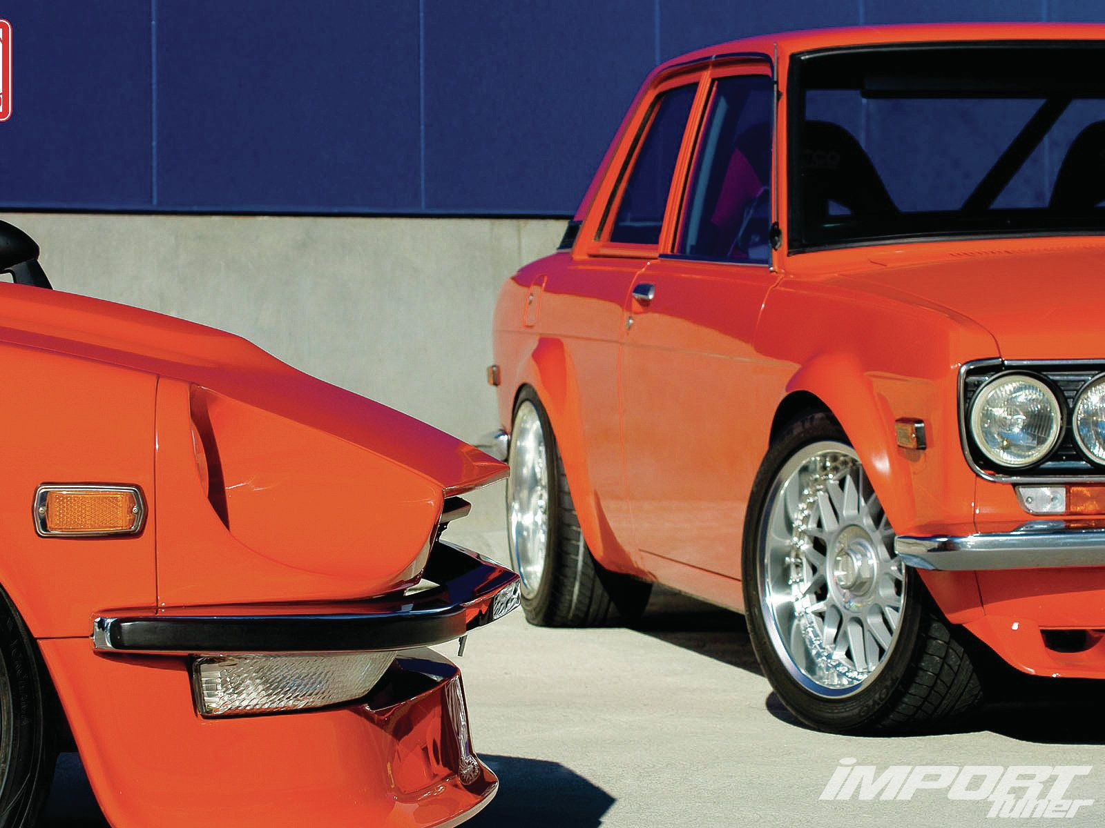 Top 20 Old School Rides Datsun 1200 B110 | Datsun / Nissan ...