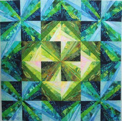 Exuberant Color: Easy Pieces