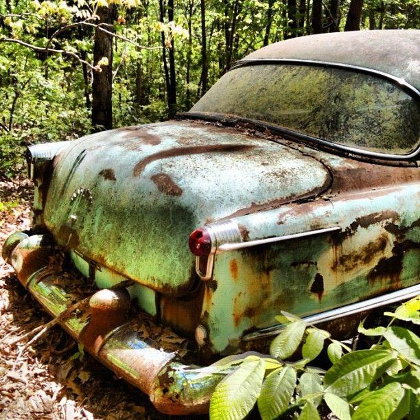 Oldsmobile - Photo by @rideonchance - Instagram