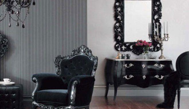 Pour une déco baroque dans le salon... Inspirez-vous ! | Salons