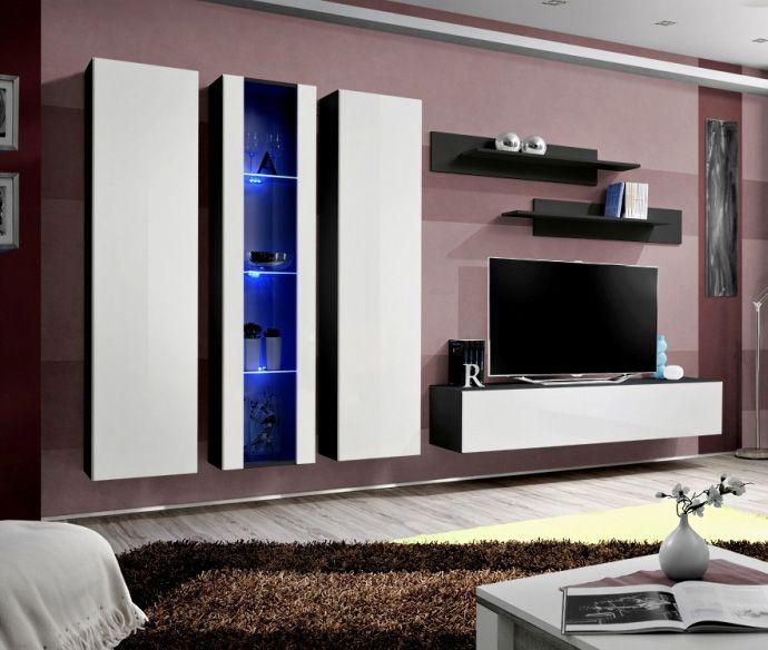 Idea 4 Modern Tv Wall Units Living Room Entertainment Center Living Room Wall Units