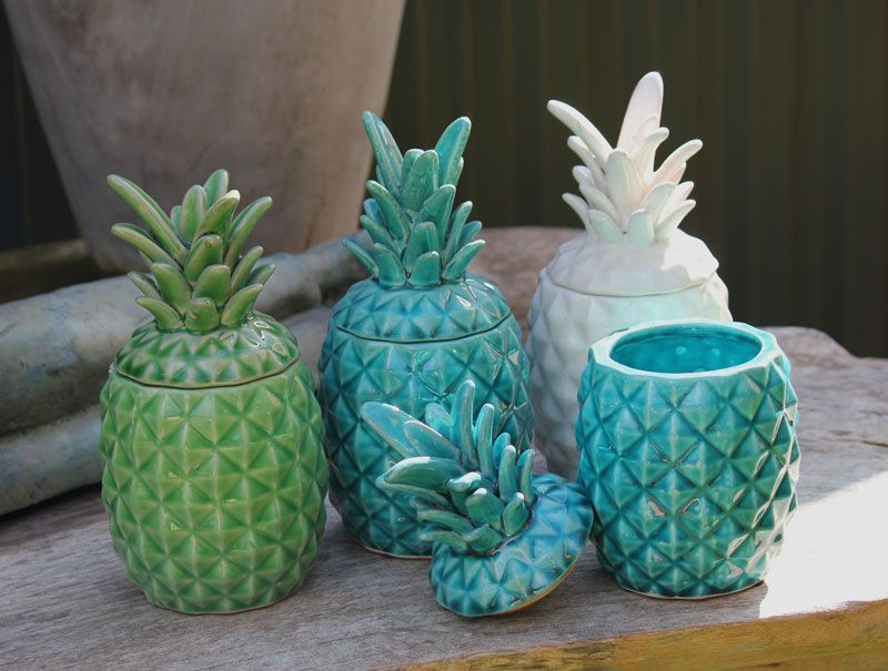 watermelon lamps | pineapple decor - do you like the pineapple