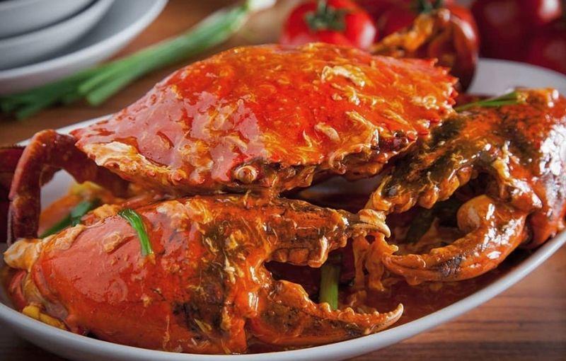 Gatang Kenari Khas Ternate Maluku Utara Di 2020 Resep Seafood Resep Kepiting Resep Masakan