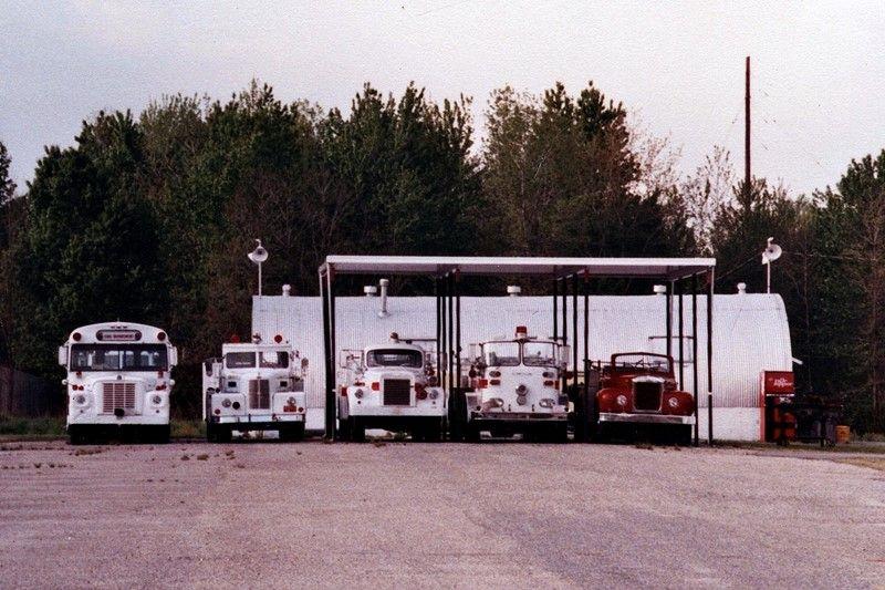 PGFD Reserve Motor Pool in 2020 Fire dept, Fire service