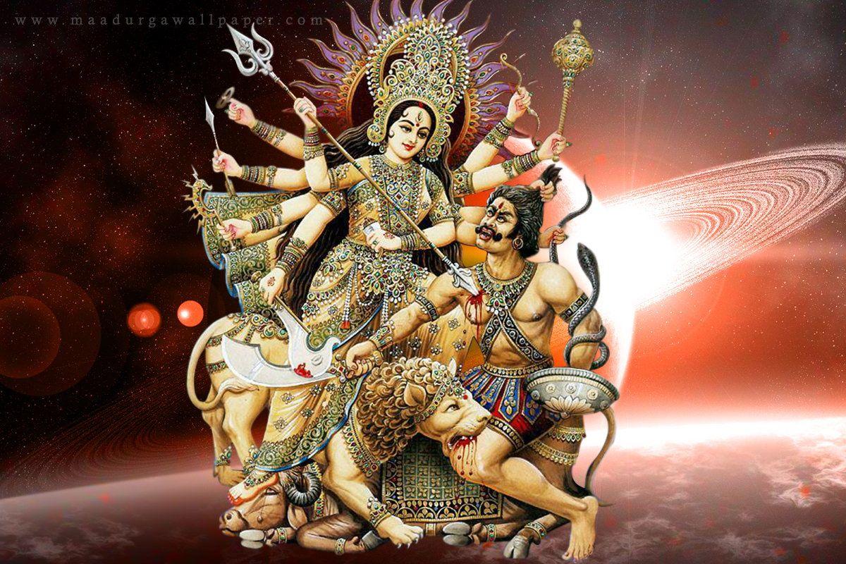 59+ Hd Durga Mata Photo