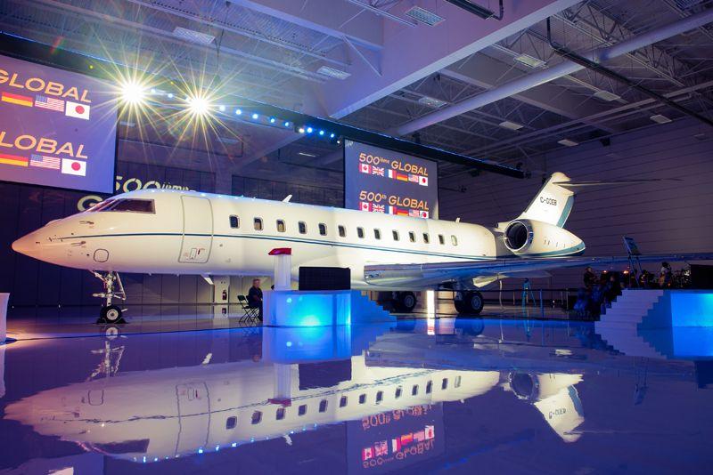 Global 6000 by Bombardier #luxury #airplane #jet