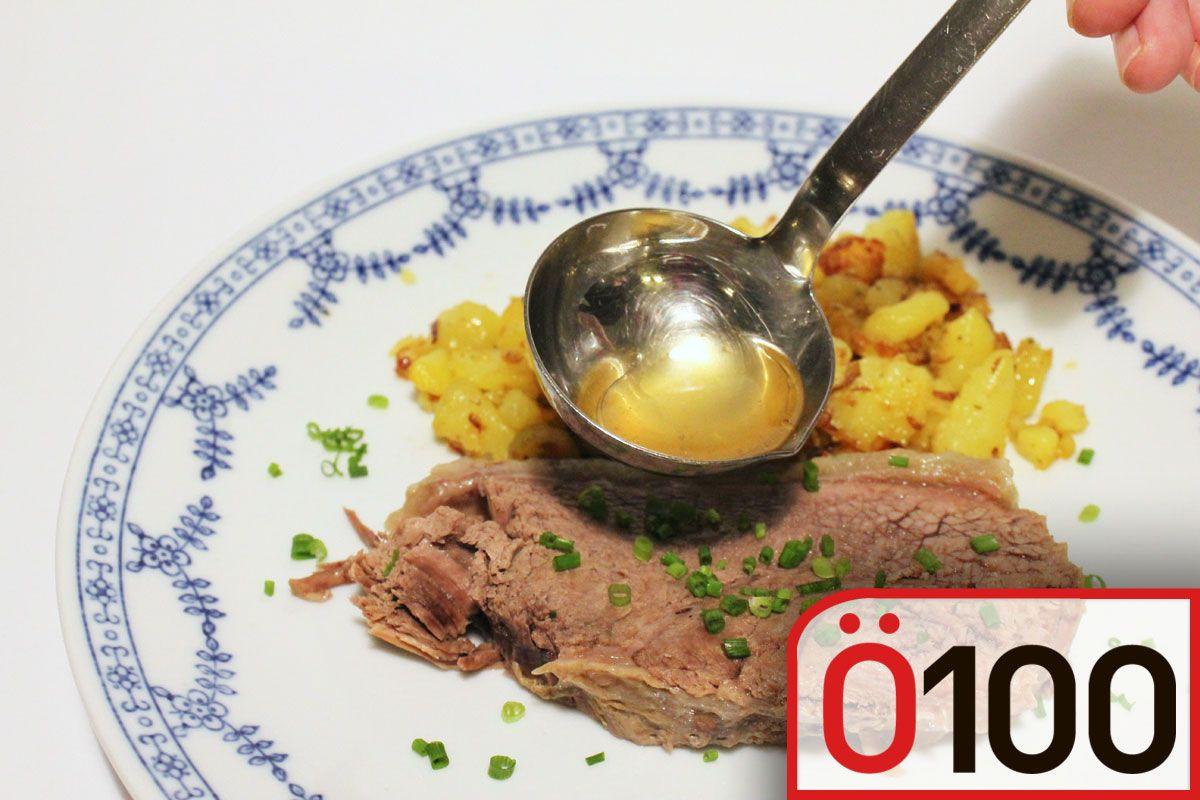 Die österreichische Rindfleischküche mochte nicht nur der Kaiser