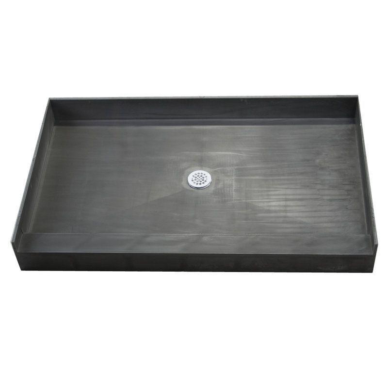 Tile Redi 3760c Tile Ready Shower Pan Shower Base Shower Pan