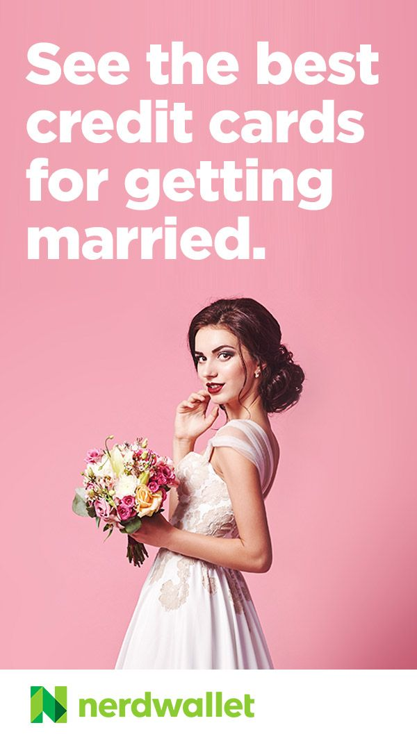 Best Credit Cards For Getting Married