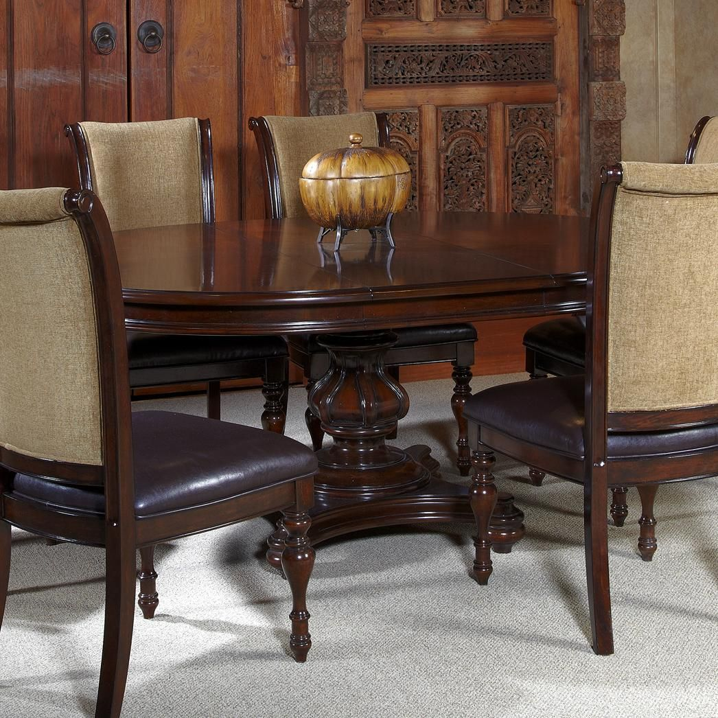 Kingston Plantation Oval Dining Table By Liberty Furniture