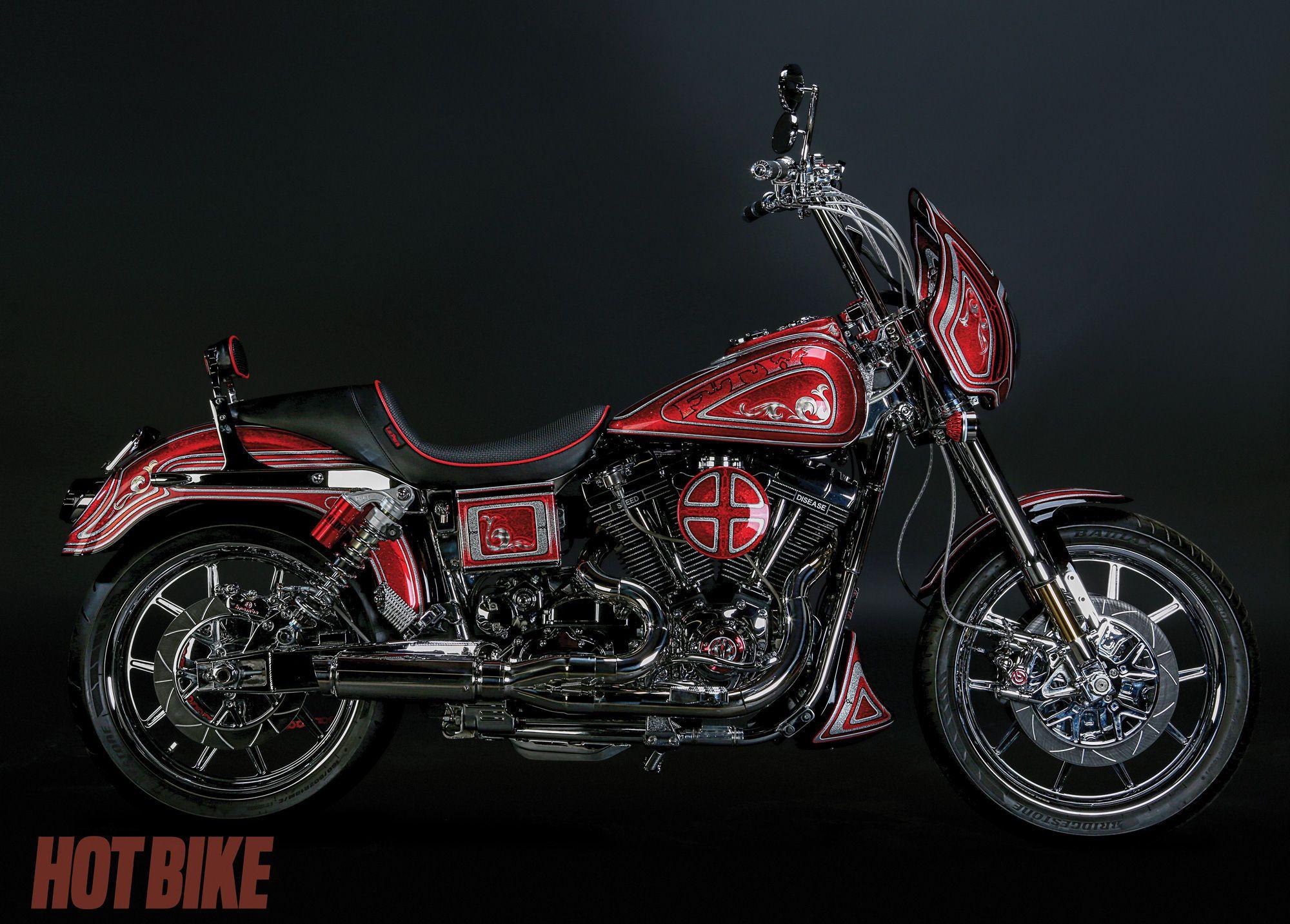 Custom 2003 Harley-Davidson FXDX Dyna | El Chromeo | Hot Bike