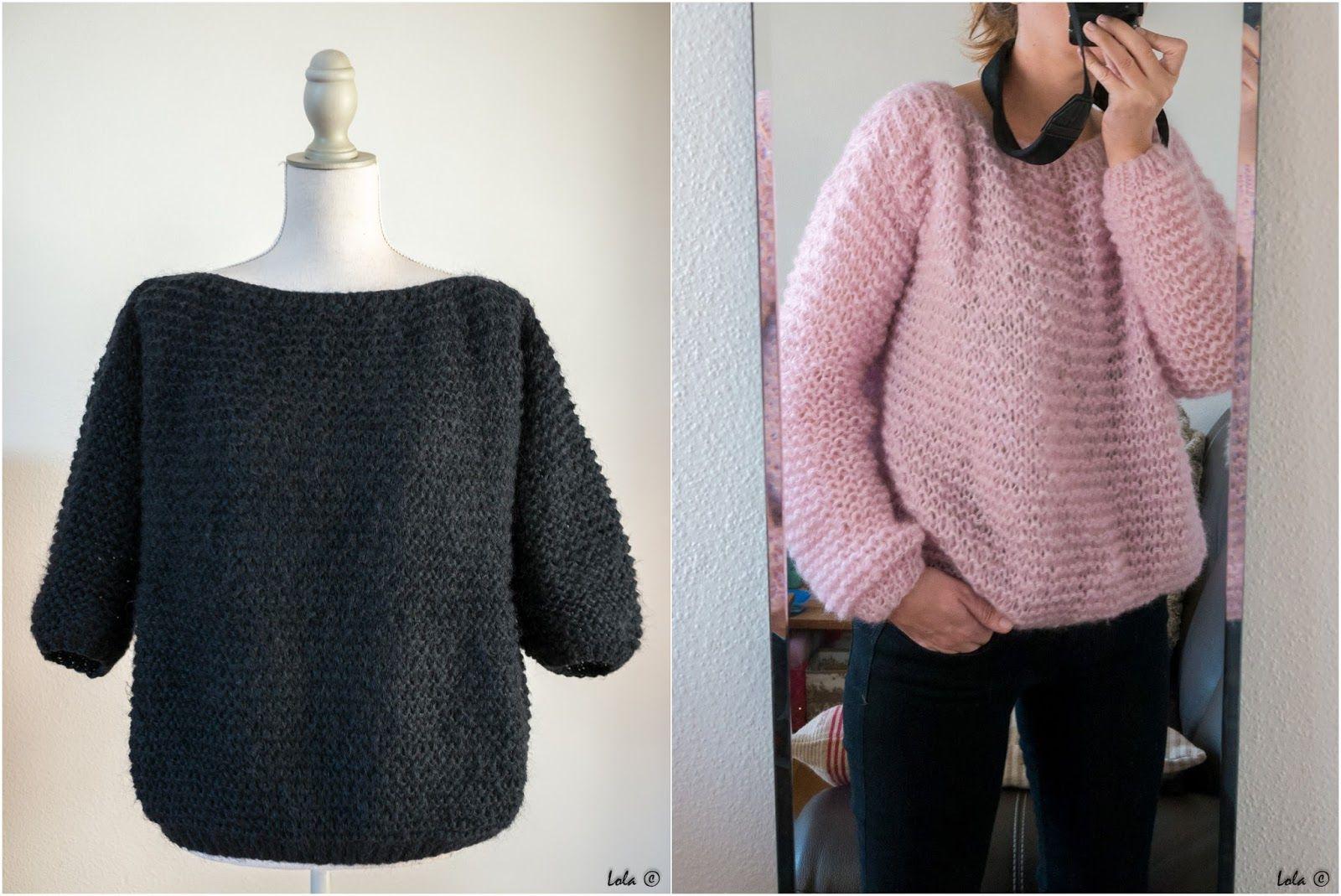 Pull Didi&Catcat   Tricot et crochet   Pinterest   Picasa y Tejido