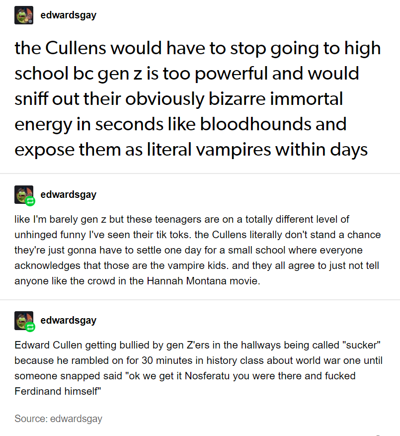 It would probably be hell for them during halloween, they just get the Nightmare Before Christmas theme song yelled at them