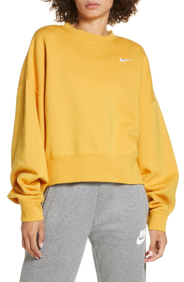 Nike Sportswear Crewneck Sweatshirt Nordstrom Sweatshirts Crew Neck Sweatshirt Comfy Sweatshirt [ 1196 x 780 Pixel ]
