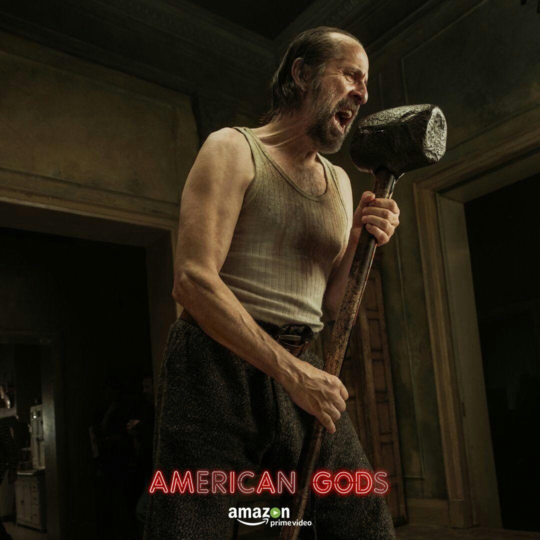 Czernobog American Gods American Shows