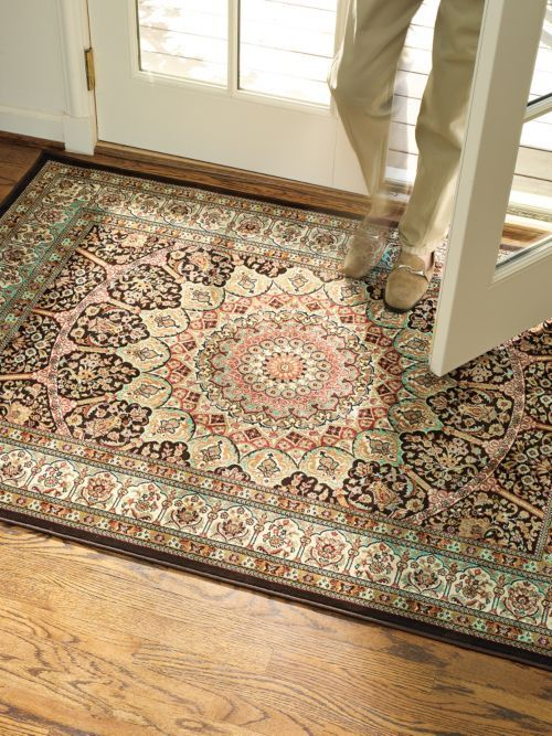 Low Profile Rug Easy Care Doorway Mat Inside Doormat