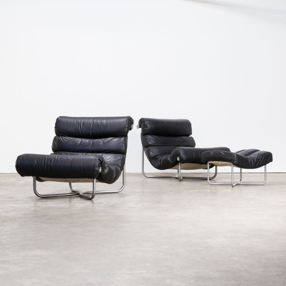 Georges Van Rijck Glasgow Lounge Chairs Ottoman For Beaufort Chair And Ottoman Lounge Chair Lounge