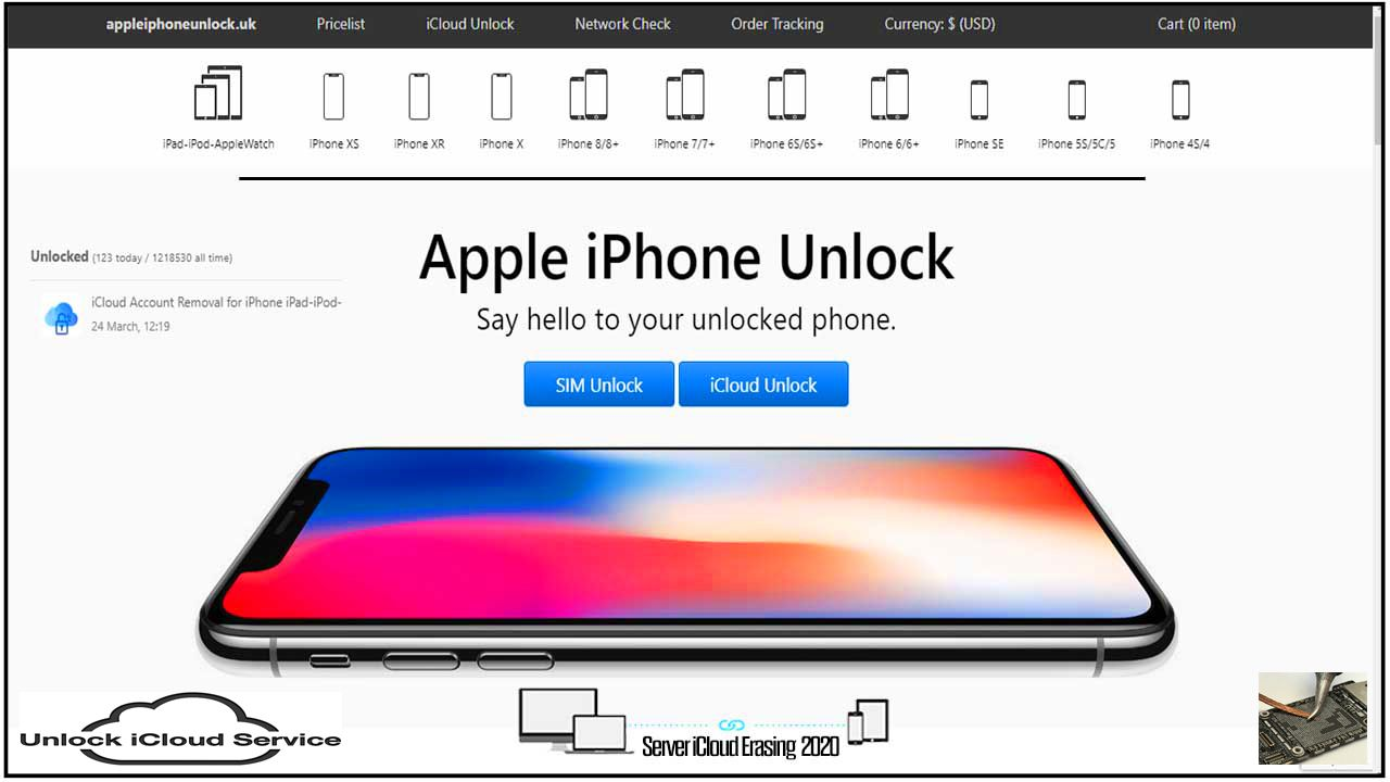 How to free unlock icloud activation lock icloud remove