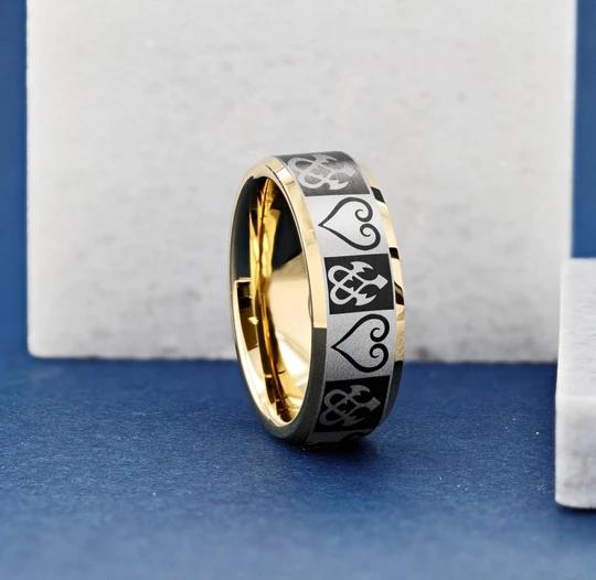 Pin On Video Game Wedding Rings