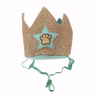 Find Product Information Ratings And Reviews For Birthday Crown With Paw Print Dog Headwear