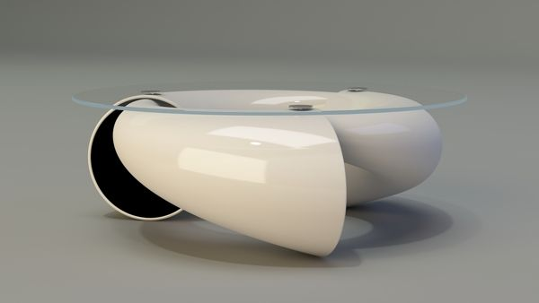 VORTEX coffee table concept. on Behance