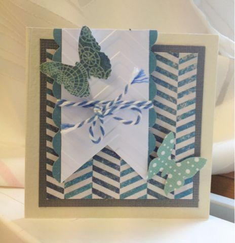 Miss Springs pyssel och knåp: Minikort