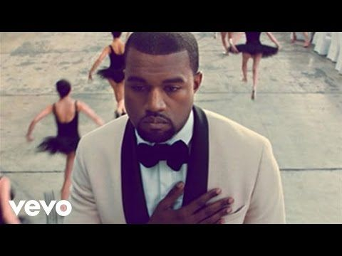 Kanye West Runaway Video Version Ft Pusha T Youtube Kanye West Music Video Kanye West Beautiful Dark Twisted Fantasy