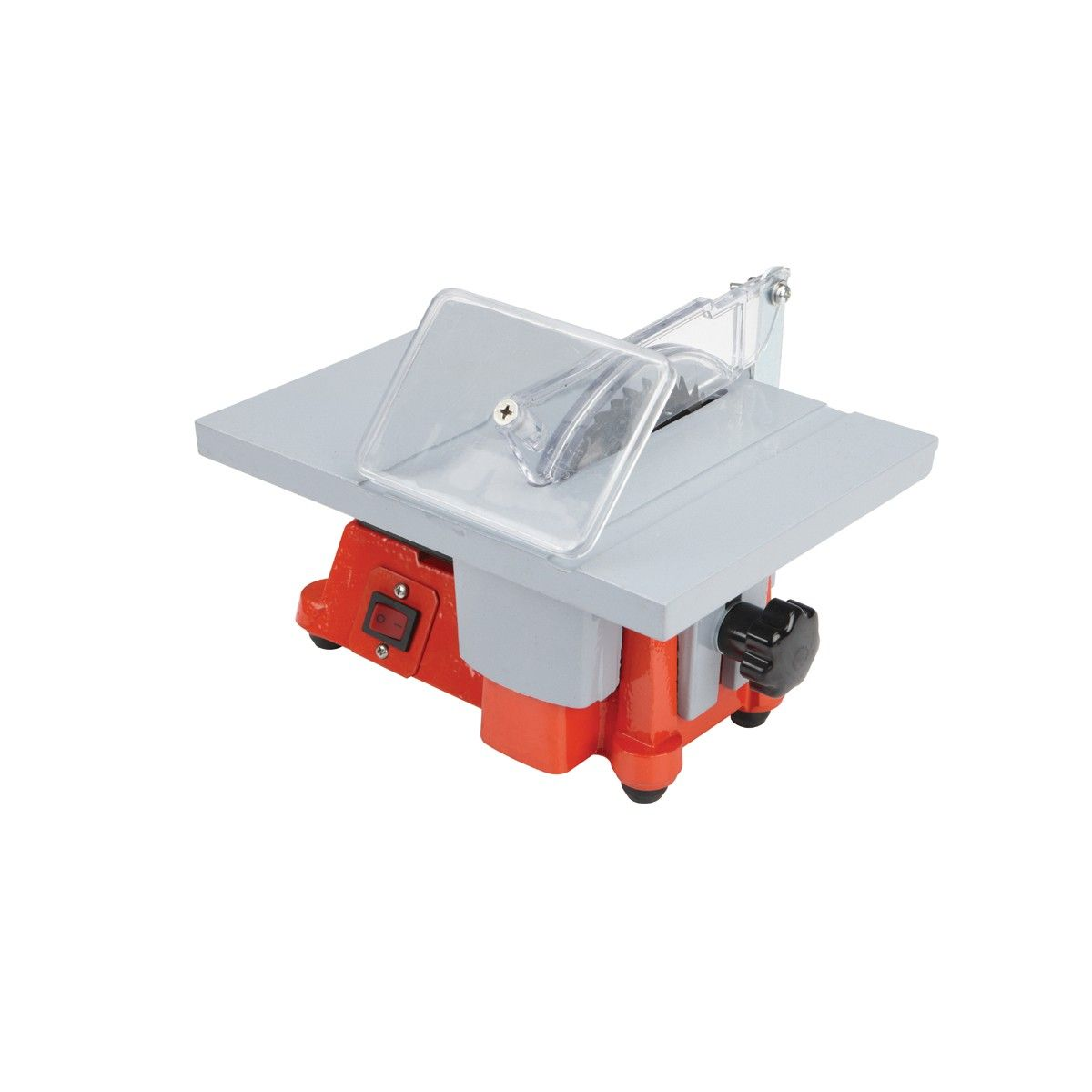 4 in. Mighty-Mite Table Saw with Blade | Carpintería
