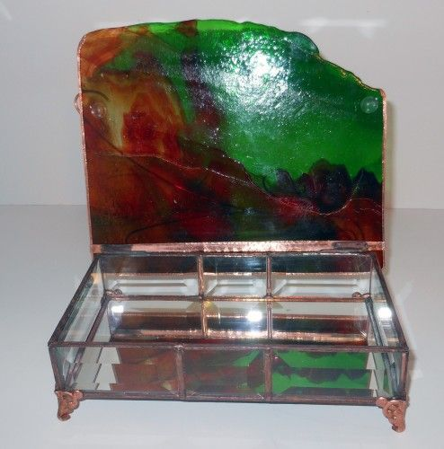 stained glass jewelry - Google Search
