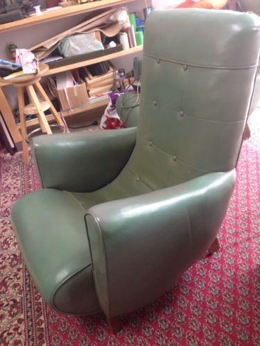 Vintage Sleepy Hollow Armchair Chair Green AU $190.47 Super Comfy Sleepy  Hollow Chair In Good Condition
