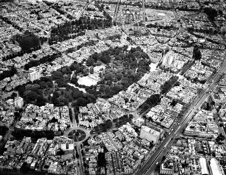 Col. Hipódromo Condesa, 1980s.