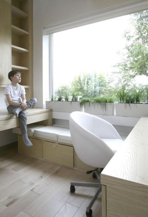 Modern Interior Design For Students With Modular Furniture On Wheels Apartment Design Interior Design Student Modern Interior Design