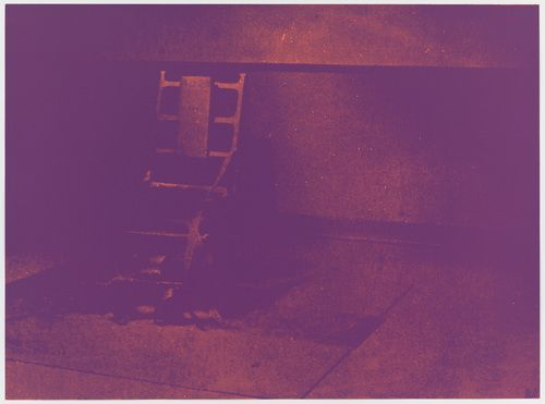 Andy Warhol. Untitled from the portfolioElectric Chairs. 1971