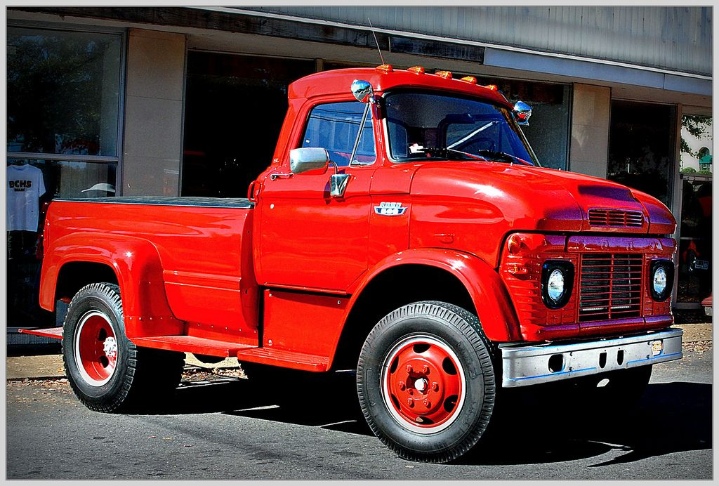 1964 Ford Cabover 1964 Ford Vehicles Monster Trucks