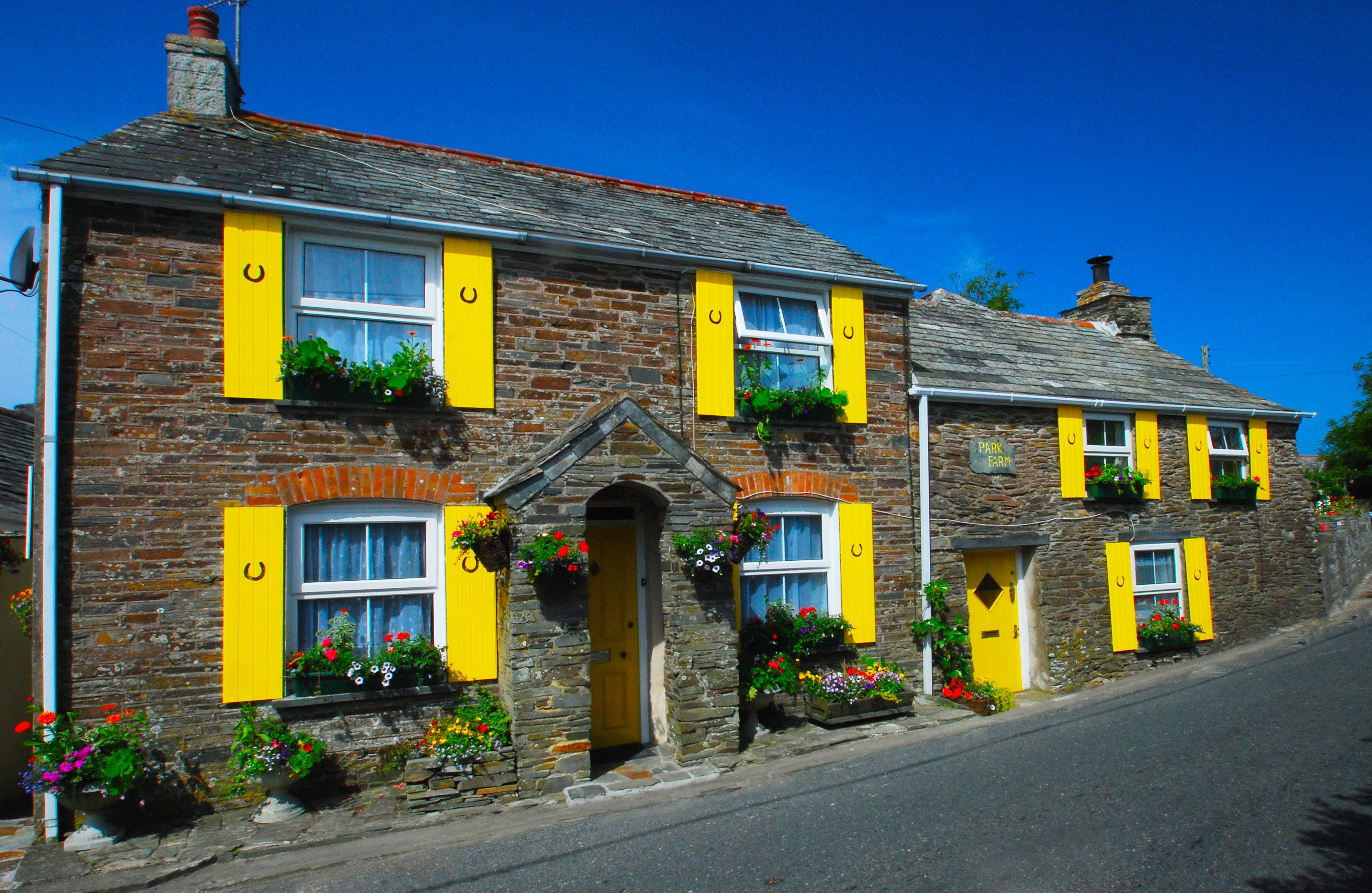 Park Farm Cottages Tintagel