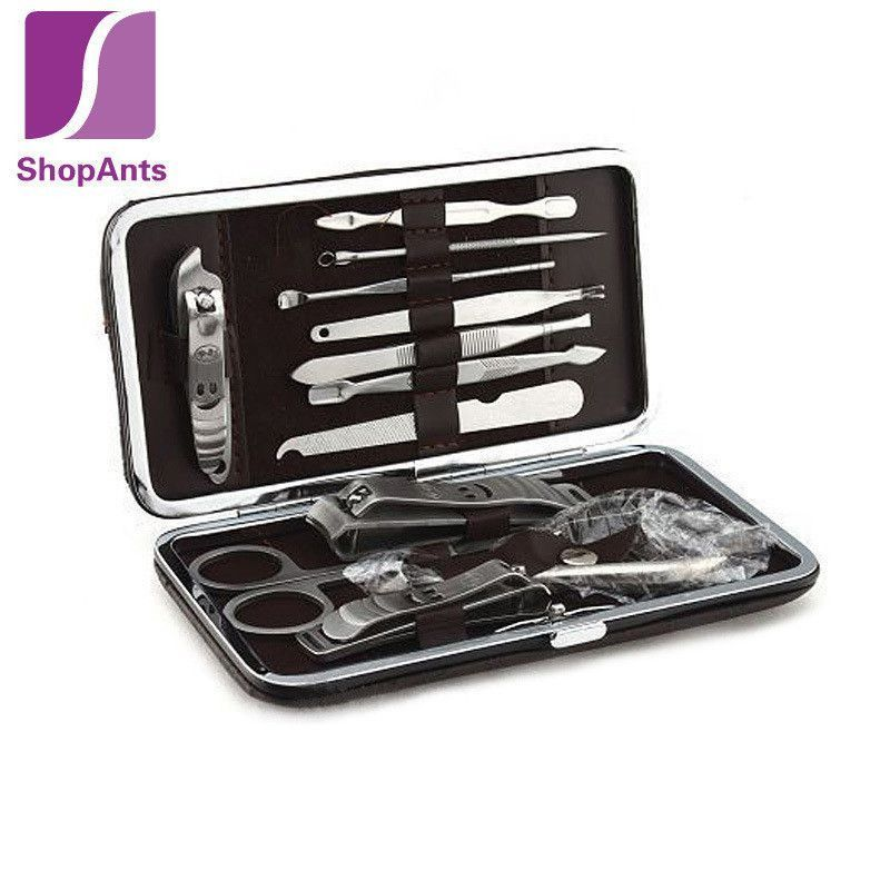 Nail Art Manicure Tools Set Nails Clipper Scissors